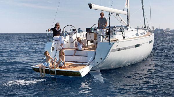 Bavaria 45 Cruiser Image Provided By Bavaria Yachts