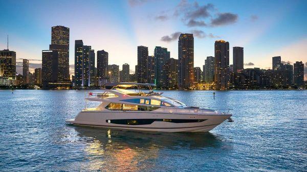 Pearl 80 Yacht
