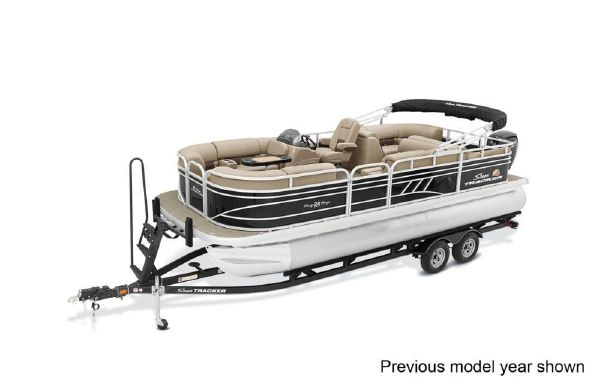 2022 Sun Tracker Party Barge 22 RF DLX