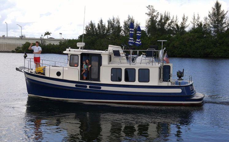 2002 Nordic Tugs 32
