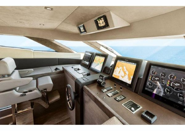 Monte Carlo Yachts MCY 105 image