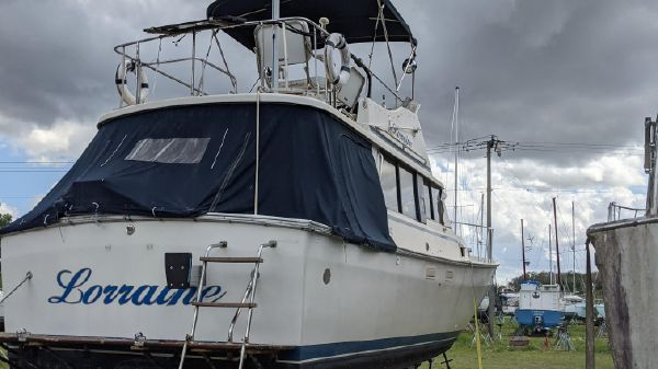 Mainship 34T