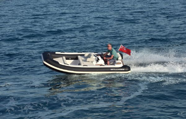 2018 Williams Jet Tenders Turbojet 385