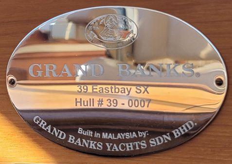 Grand Banks Eastbay image