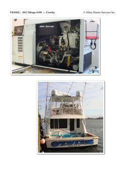MIRAGE/HATTERAS 61 Sportfish image