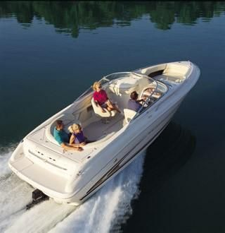 Sea Ray 260 Signature Select