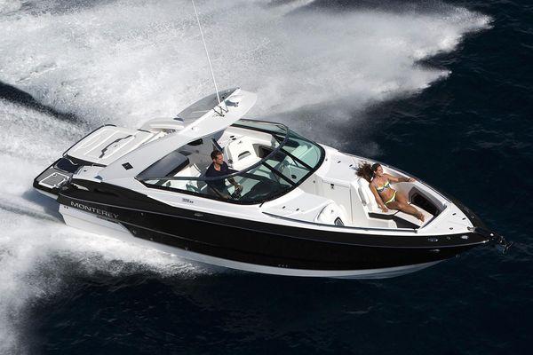 Monterey 328 Super Sport - main image