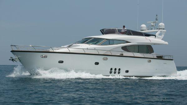 Elegance 60 Cruising