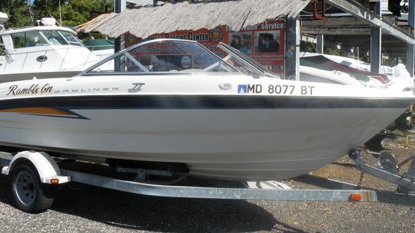 Bayliner 185 Bowrider w/Trailer Bayliner on trailer