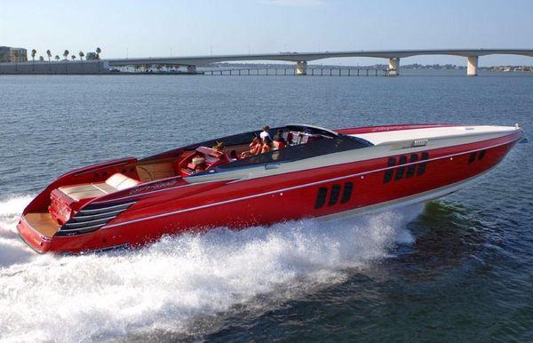2018 Nor-Tech 80 Roadster Yacht
