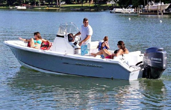 2018 Sea Hunt Ultra 196