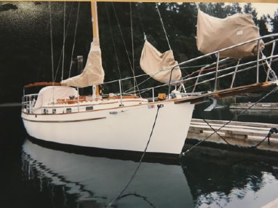 1988 Cape George<span>Cutter</span>