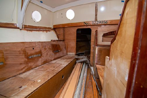 Benford 34 Sailing Dory Badger image