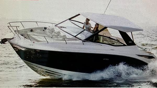 Sea Ray 32 Sundancer OB
