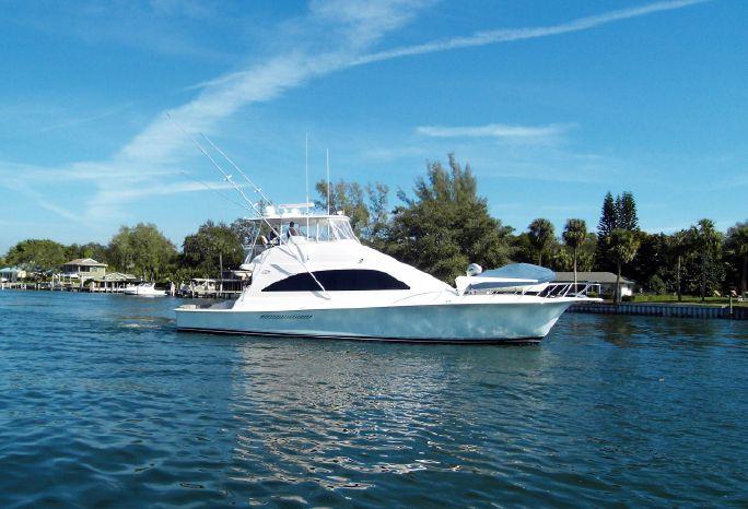 2004 Ocean Yachts Convertible