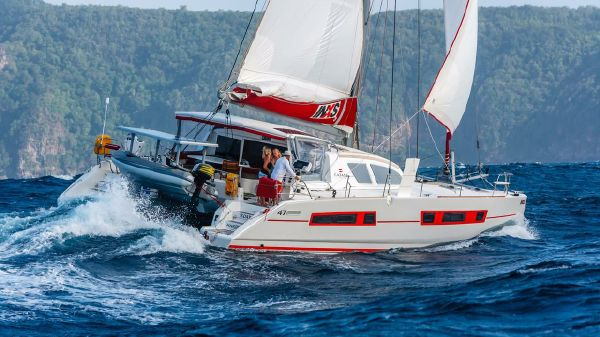 Catana 47 Carbon Infusion