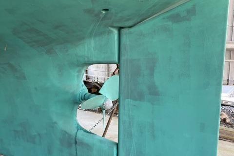Block Island 40 K/CB Yawl image