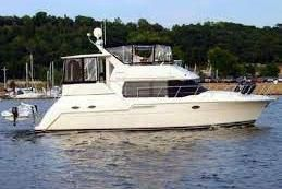 Carver 405 Motor Yacht - main image