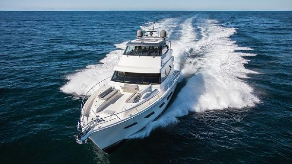 Riviera 72 Sports Motor Yacht- IN STOCK