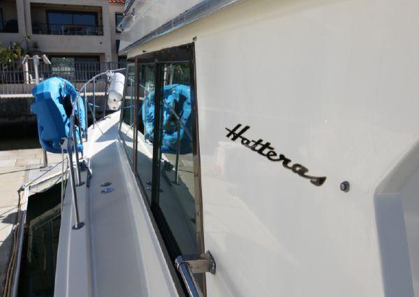 Hatteras Convertible image