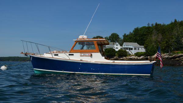 Dyer 29 Extended Hardtop Cruiser