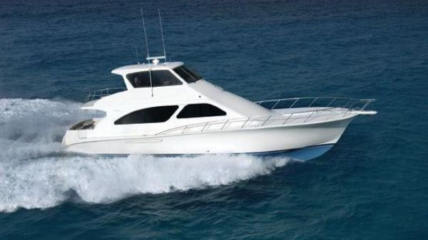 Ocean Yachts 65 Odyssey SISTER SHIP/Manufacturer provided image