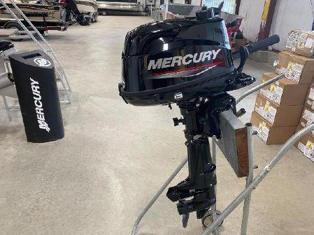 Mercury Fourstroke 6 hp image