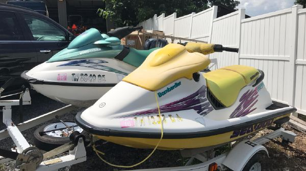 Sea-Doo SPX/GTI