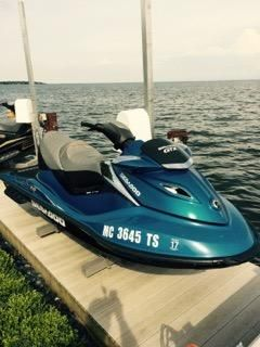 Sea-Doo GTX LTD 215