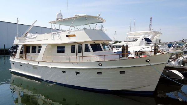Grand Banks 58' CLASSIC 58' Grand Banks Motor Yacht LEGACY