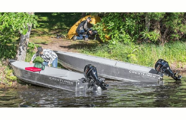 2018 Crestliner 1458 Outreach