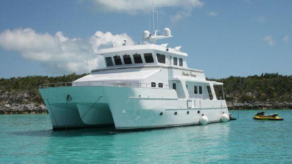 A. F. Theriault & Son Custom Catamaran