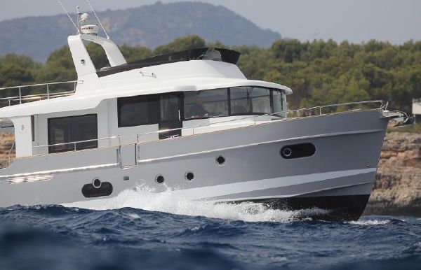 2017 Beneteau Swift Trawler 50