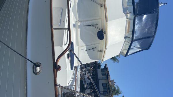 Grand Banks Motor Yacht