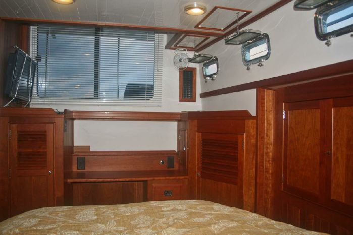 2011 Shannon CUSTOM 60 FT MODEL 53HPS BoatsalesListing Brokerage