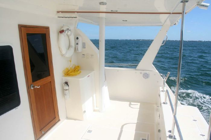 2011 Shannon CUSTOM 60 FT MODEL 53HPS Sell Massachusetts