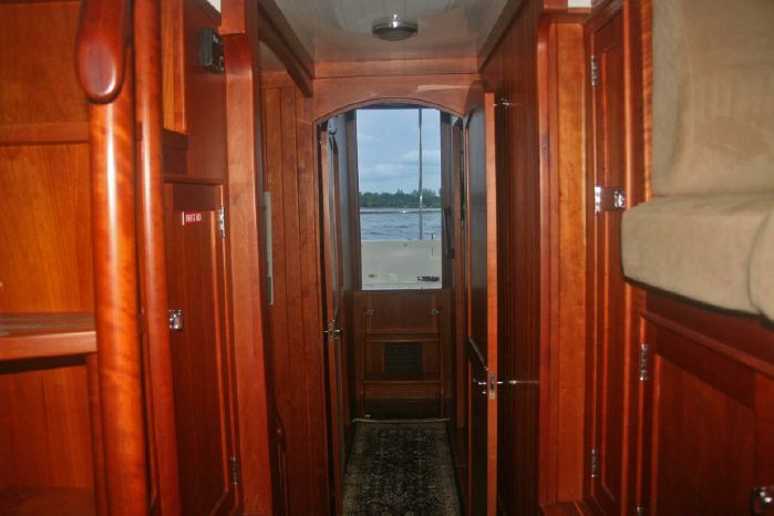 2011 Shannon CUSTOM 60 FT MODEL 53HPS Brokerage Maine