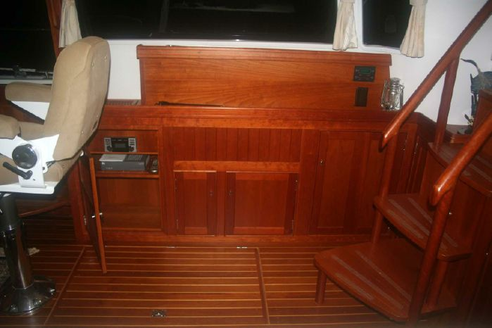2011 Shannon CUSTOM 60 FT MODEL 53HPS BoatsalesListing Buy