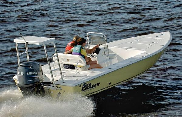 2019 Sea Chaser 160 Flats