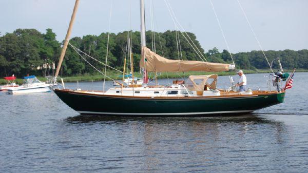Hinckley Bermuda 40 Mk. III