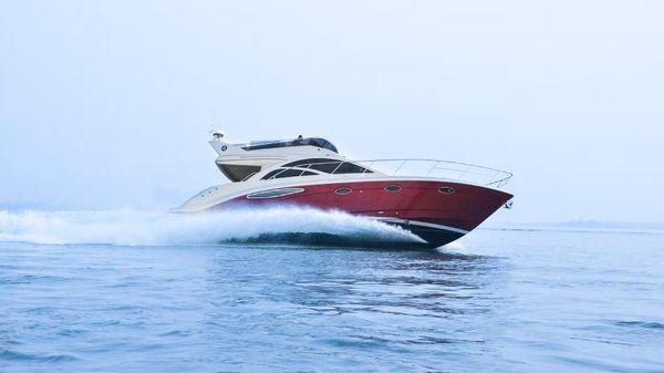 New Motor Yacht - SANJ V45 - (1st Build) New Motor Yacht - SANJ V45 - Underway