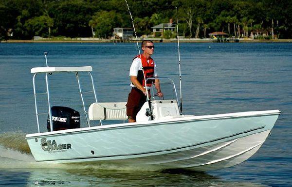 2019 Sea Chaser 180 Flats