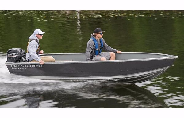 2019 Crestliner 1460 Outreach