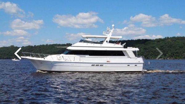 Hatteras 65 Motor Yacht