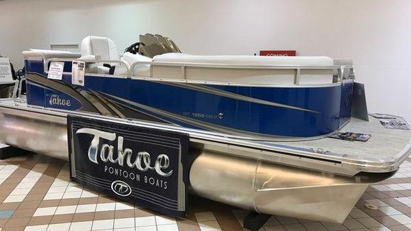 Tahoe Pontoon 1985 GT CR2