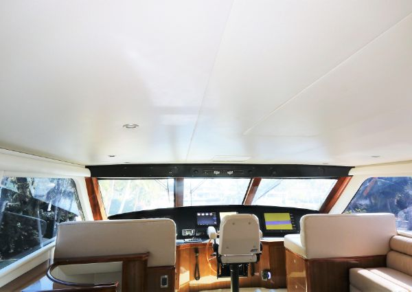 Viking 74 Enclosed Bridge image