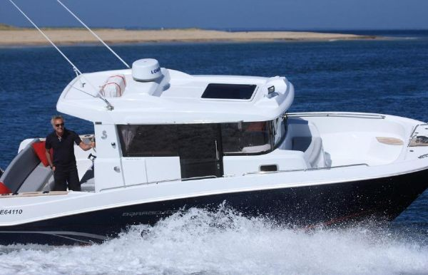 2017 Beneteau Barracuda 9