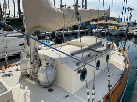 Falmouth Cutter BLUEWATER CRUISER image