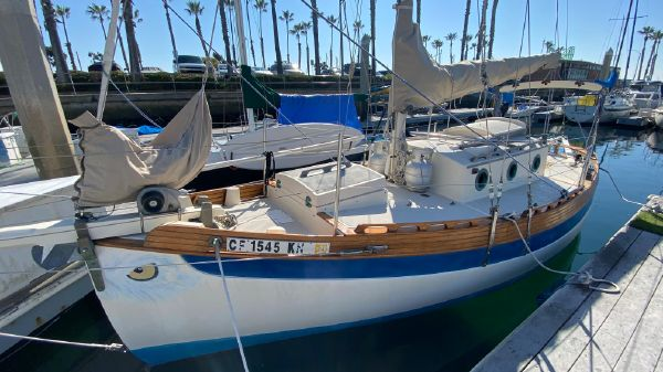 Falmouth Cutter BLUEWATER CRUISER