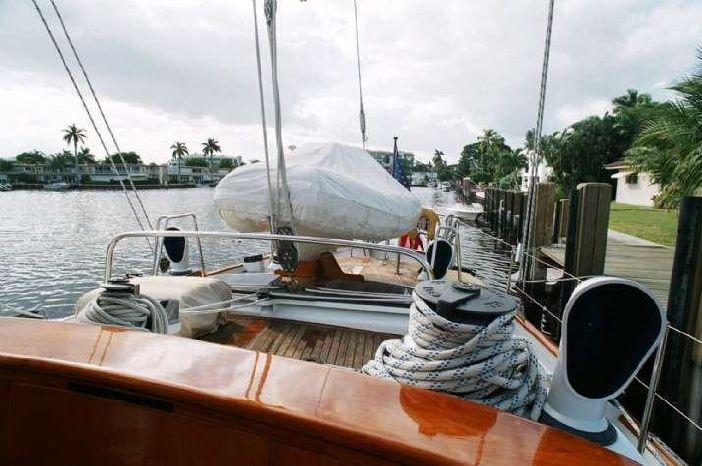 1989 Alden 77 BoatsalesListing Broker